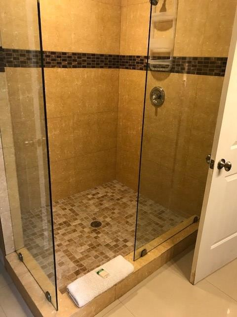 Shower for Bedroom 2