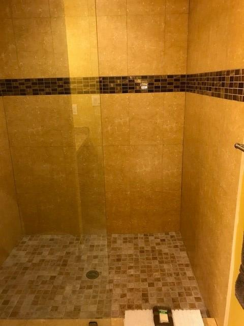 Shower for Bedroom 1